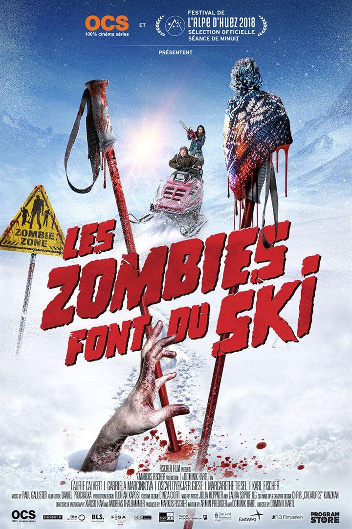 Les Zombies font du ski FRENCH WEBRIP 2018