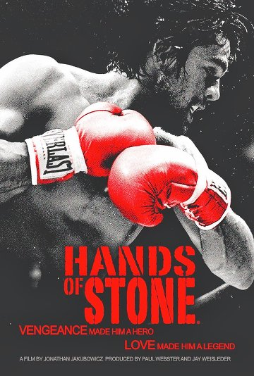 Hands Of Stone FRENCH DVDRIP 2016