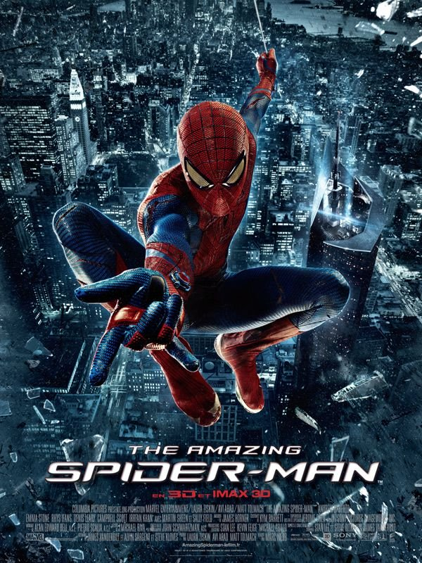 The Amazing Spider-Man FRENCH HDLight 1080p 2012