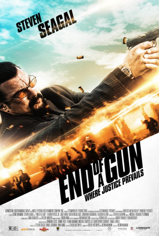 End Of A Gun FRENCH DVDRIP 2017