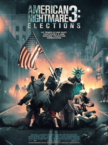 American Nightmare 3 : Elections VOSTFR WEBRIP 2016