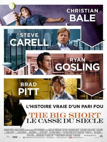 The Big Short : le Casse du siècle VOSTFR DVDSCR 2015