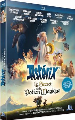 Astérix - Le Secret de la Potion Magique FRENCH BluRay 1080p 2019