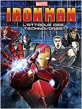Iron Man : L'attaque des Technovores FRENCH DVDRIP 2013