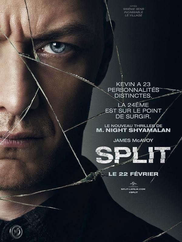 Split FRENCH DVDRIP 2017