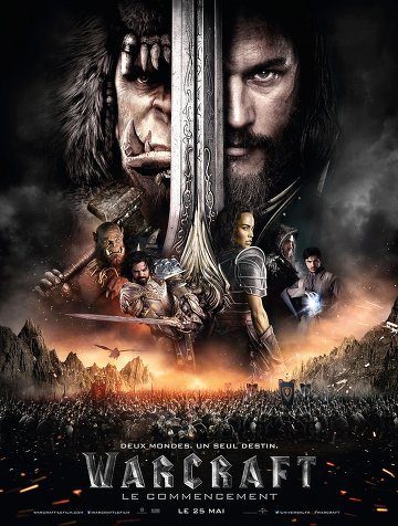Warcraft : Le commencement VOSTFR BluRay 720p 2016