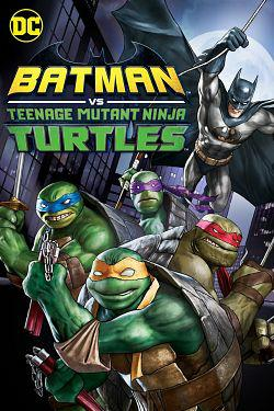 Batman vs. Teenage Mutant Ninja Turtles FRENCH WEBRIP 1080p 2019