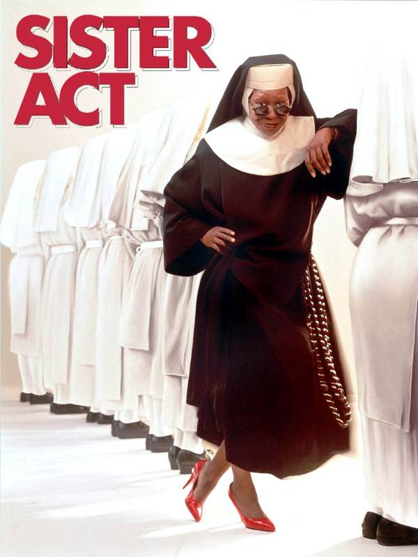 Sister Act FRENCH HDLight 1080p 1992