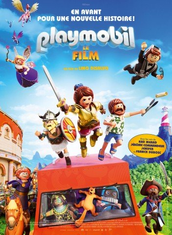 Playmobil, Le Film FRENCH BluRay 1080p 2019