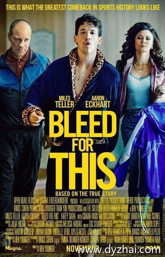 K.O. - Bleed For This FRENCH BluRay 720p 2017