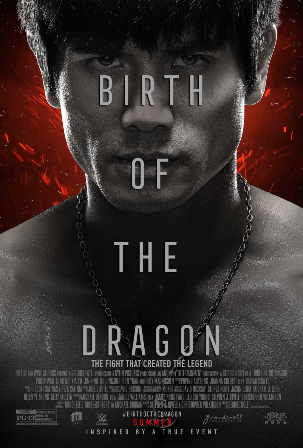 La Naissance du dragon FRENCH WEBRIP 1080p 2018