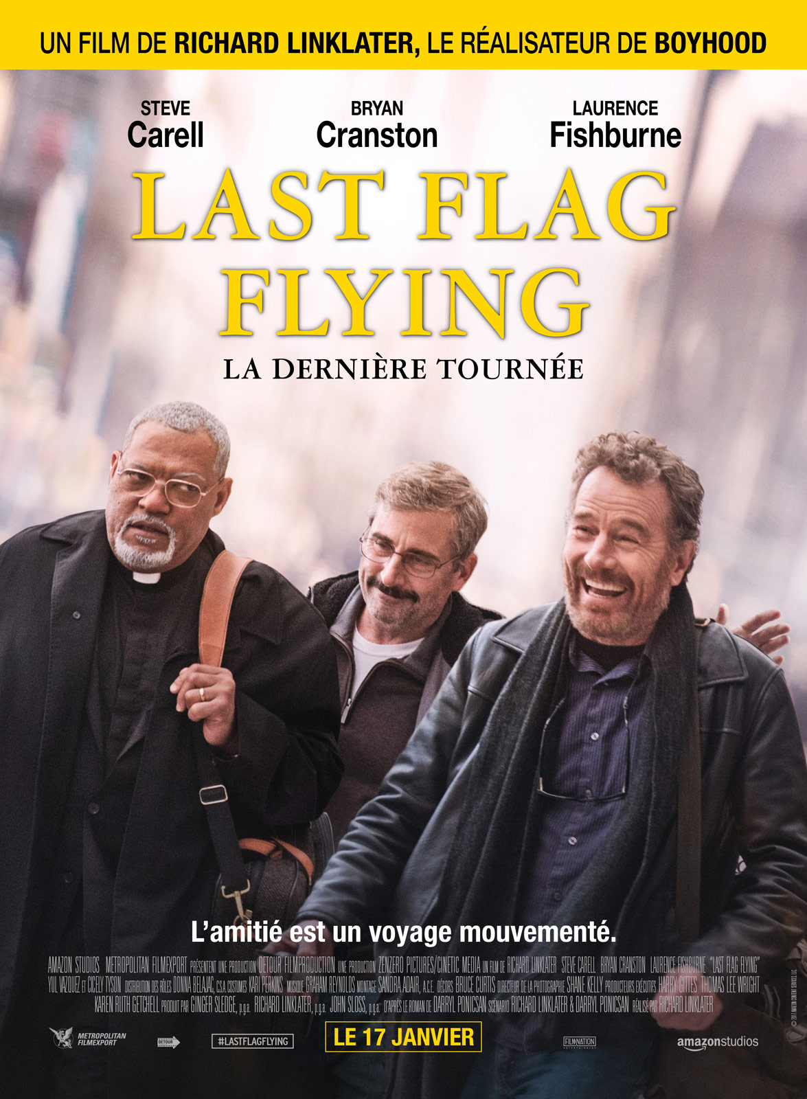 Last Flag Flying FRENCH WEBRIP 1080p 2018