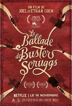 La Ballade de Buster Scruggs FRENCH WEBRIP 2018