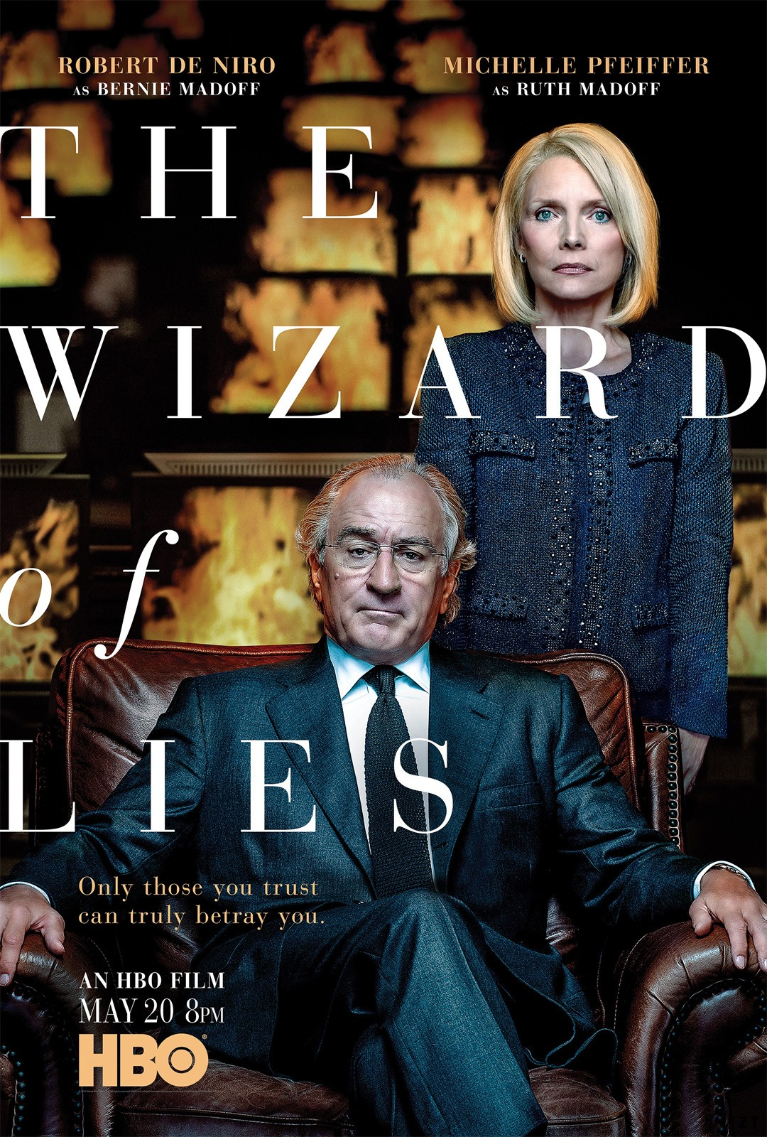 The Wizard Of Lies FRENCH BluRay 720p 2017