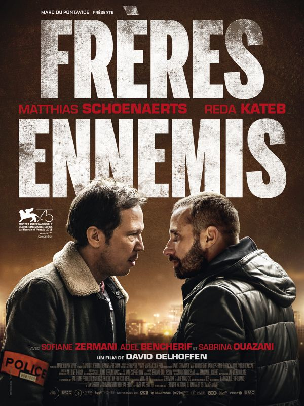 Frères Ennemis FRENCH BluRay 1080p 2019