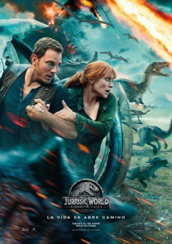Jurassic World 2 : Fallen Kingdom FRENCH BluRay 1080p 2018
