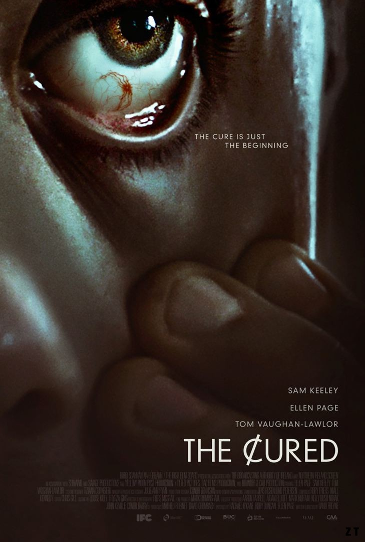 The Cured PROPER FRENCH WEBRIP 720p 2018