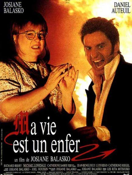 Ma Vie Est Un Enfer DVDRIP FRENCH 1991