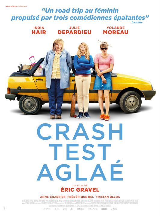 Crash Test Aglaé FRENCH BluRay 720p 2018