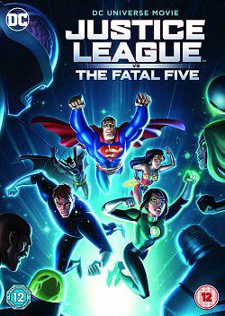 Justice League vs. The Fatal Five FRENCH BluRay 1080p 2019