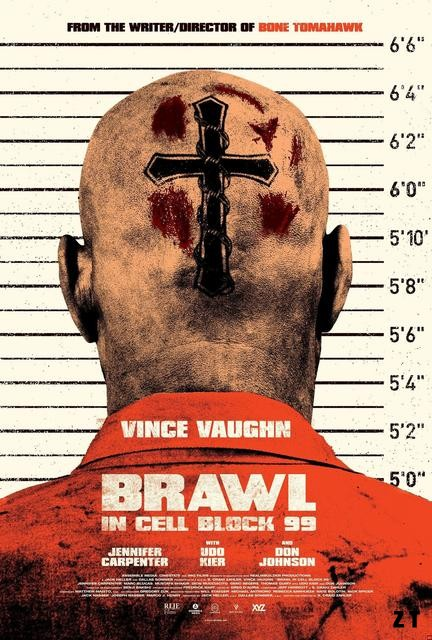 Brawl in Cell Block 99 FRENCH BluRay 1080p 2018
