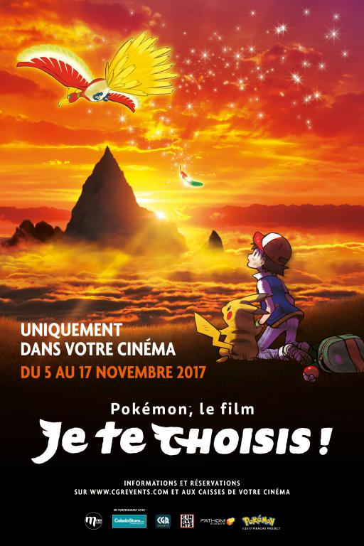 Pokémon, le film : Je te choisis ! MULTI WEB-DL 1080p 2018