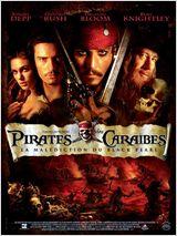 Pirates des Caraïbes, la malédiction du Black Pearl FRENCH DVDRIP 2003