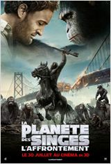 La Planète des singes : l'affrontement FRENCH BluRay 1080p 2014