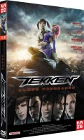 Tekken Blood Vengeance FRENCH DVDRIP 2011