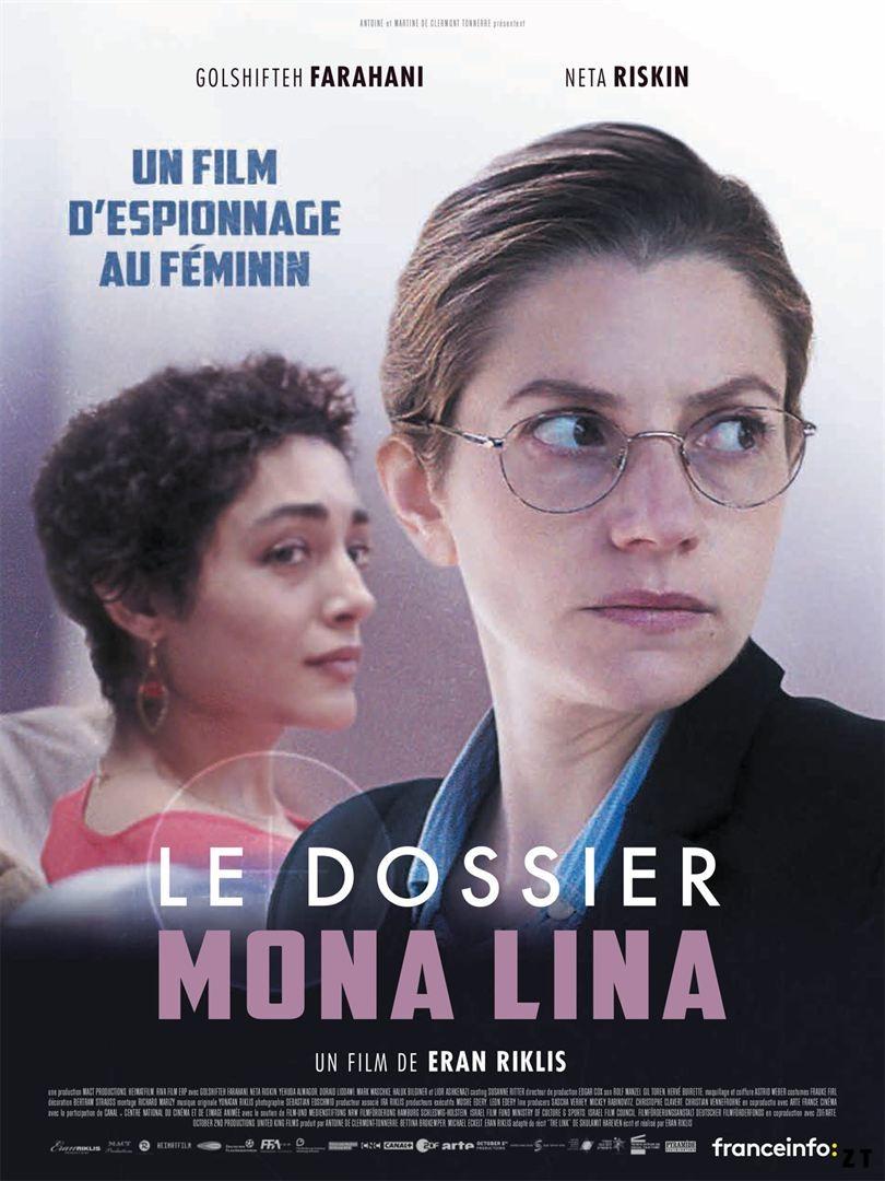 Le Dossier Mona Lina TRUEFRENCH WEBRIP 2019