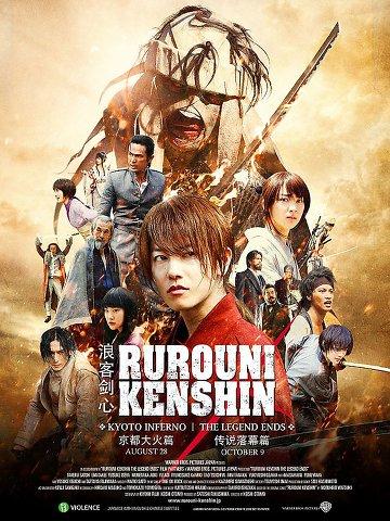 Kenshin Kyoto Inferno FRENCH DVDRIP 2016