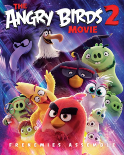 Angry Birds : Copains comme cochons FRENCH BluRay 1080p 2019