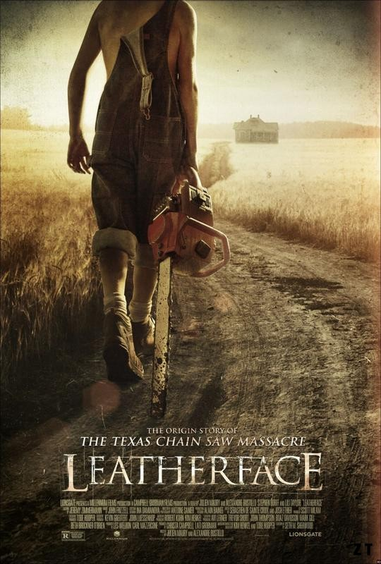 Leatherface FRENCH DVDRIP 2017