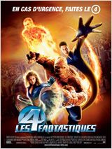 Les 4 Fantastiques FRENCH DVDRIP AC3 2005