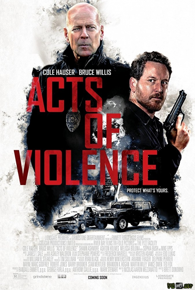 Acts Of Violence FRENCH BluRay 1080p 2018