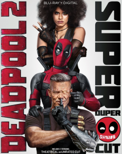 Deadpool 2 FRENCH BluRay 1080p 2018
