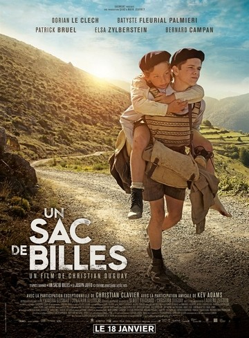 Un Sac De Billes FRENCH DVDRIP x264 2017