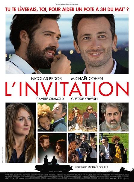 L'Invitation FRENCH WEBRIP 2017