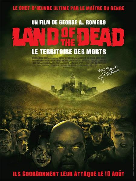 Land Of The Dead FRENCH HDLight 1080p 2005