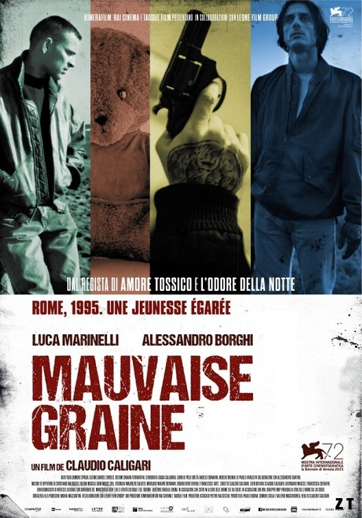 Mauvaise Graine FRENCH WEBRIP 2017