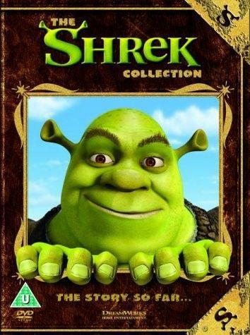 Shrek (Integrale) FRENCH HDlight 1080p 2001-2010