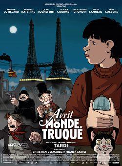 Avril et le monde truqué FRENCH DVDRIP 2016