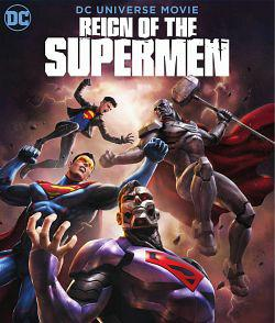 Reign of the Supermen MULTI BluRay 1080p 2019