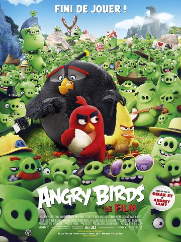 Angry Birds - Le Film FRENCH BluRay 720p 2016