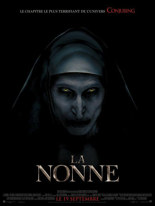 La Nonne FRENCH DVDSCR 2018