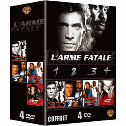 L'arme fatale (Integrale) FRENCH HDlight 1080p 1987-1998