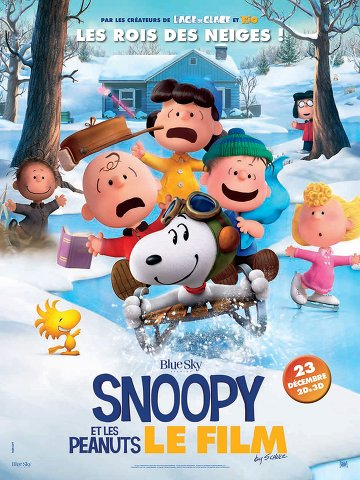 Snoopy et les Peanuts - Le Film FRENCH DVDRIP 2015