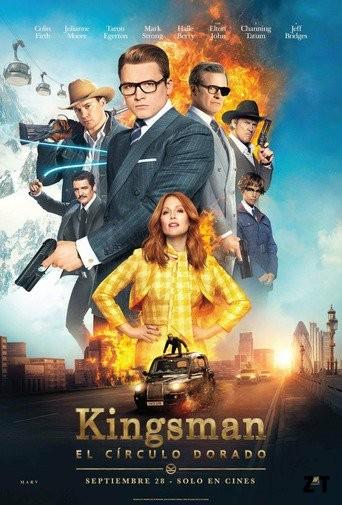 Kingsman : Le Cercle d'or VOSTFR WEBRIP 2017