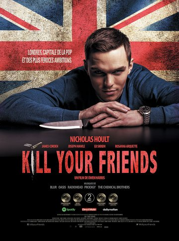 Kill Your Friends FRENCH BluRay 720p 2015