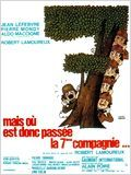 Mais où est donc passée la septième compagnie ? FRENCH DVDRIP 1973 (La 7eme compagnie)